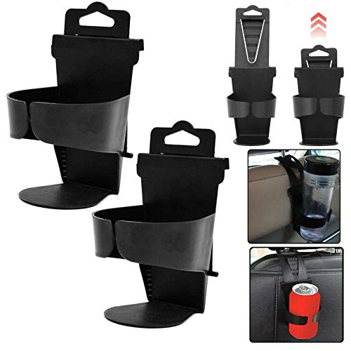 YEKONG Plastic Cup Holder-Universal Boat Cup Holder,Cup Holder for Car,Extra Cup Holder for Your Car Compatible with Soda Cans, Drinks, Water Cups, Coffee Cups 4PCS