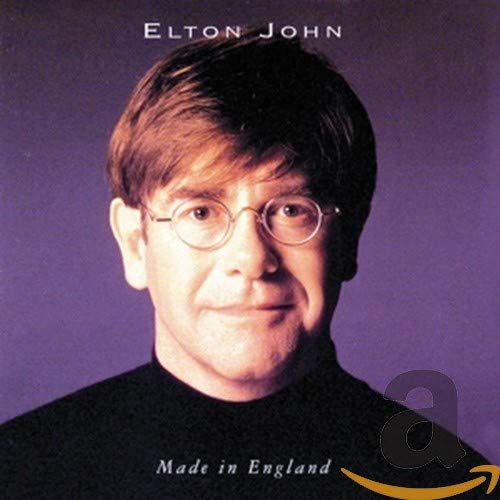 John,Elton: Made in England (Audio CD (Limited Edition))