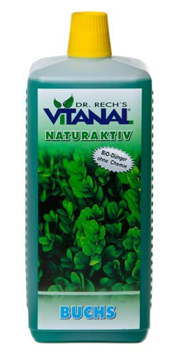 Vitanal Natur Aktiv für Buchs. für gesunden Buchs. der Umwelt zuliebe !!! 0,5 L