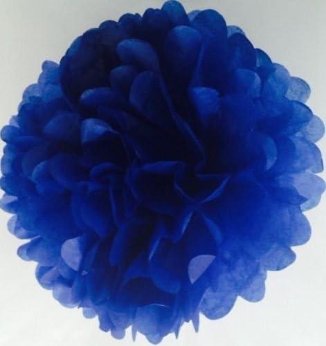 Dekoration, blau Matissa Lampenschirm aus Papier 40/cm f/ür Hochzeit Party