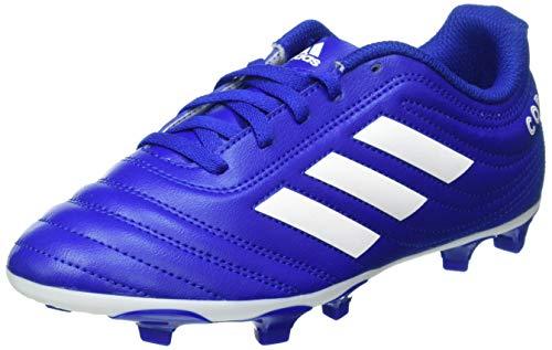 adidas Jungen Copa 20.4 Fg Fußballschuhe, Blau (ROYBLU/FTWWHT/ROYBLU), 35 EU
