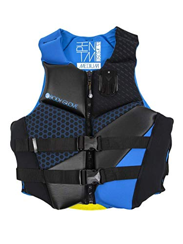 Best Bargain Body Glove Mens Phantom Uscga Life Vest -XL Mens Phantom Uscga Life Vest (Renewed)