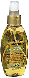 Ogx Moroccan Argan Oil Weightless Dry Oil 4oz (3 Pack)