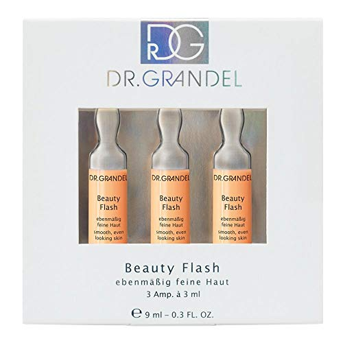 Dr Grandel Active Beauty Flash Ampoule 24 X 3 Ml. Active Concentrate for an Evenly Smooth Skin