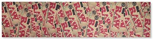 RAW Griptape für Skateboard-Griffband, naturfarben, klassisch, 48 x 11 inches
