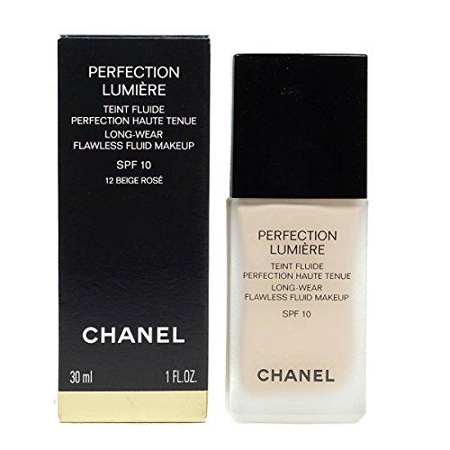 Chanel teint teint de razón ierungen Perfection Lumière fluide nº 12Beige Rose 30ML