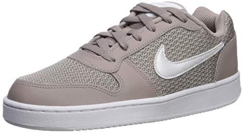 Nike Wmns EBERNON Low, Zapatillas de Baloncesto para Mujer, Multicolor (Pumice/White 000), 44 EU