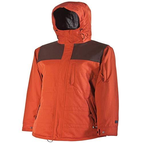 Nitro Snowboards Perfect Giacche Snow, Donna, Arancione, S