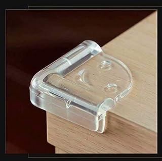 con cinta adhesiva beb/é Juego de 24 protectores de esquina para ni/ños transparente para ni/ños protector de esquina de seguridad para mesa esquina encimera