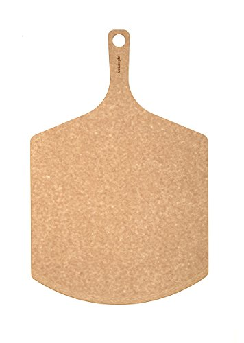 "in budget affordable Epicurean Pizza Peel 21.5 ""x14″ Natural"