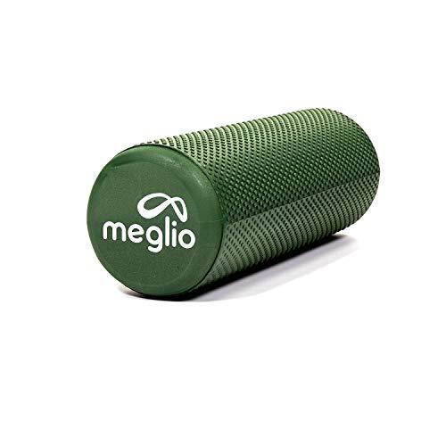 Rouleau en Mousse Sport Meglio, Rouleau Fitness Léger Haute densité pour Massage Musculaire en Profondeur, les Fascias, Efficace pour Récupération, Réduire les Tensions et les Douleurs, Anti-Stress