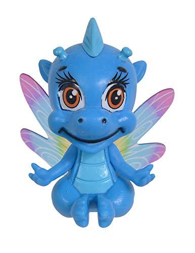 XX Safiras Baby Princess Edition 6 - Drachen - Figur 16. Enzo + stickermarkt24de Gum