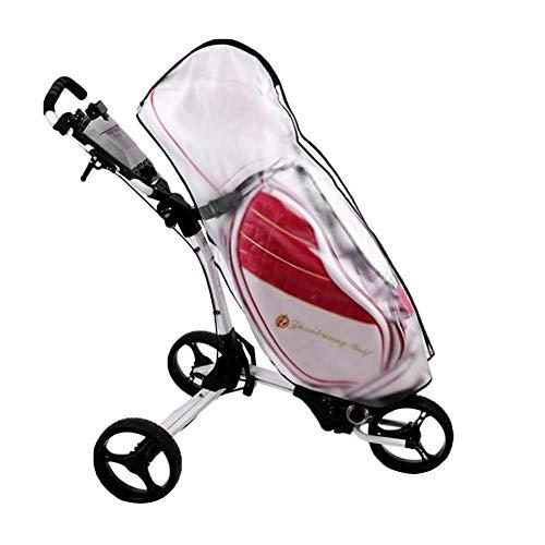 VGEBY1 Golf Bag wasserdichte Abdeckung,Transparent Praktische wasserdichte Golf Bag Coat Golf Cover Zubehör