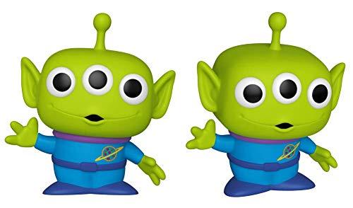 Funko- Pop Vinile: Disney: Toy Story 4: Alien Figura da Collezione, Multicolore, 37392