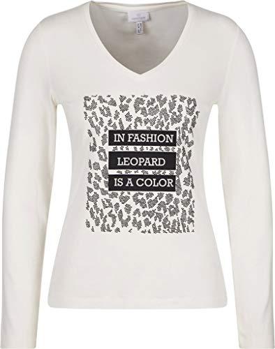 Sportalm Damen Shirt Größe 44 EU Weiß (weiß)