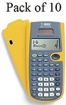 $165 » Texas Instruments - TI-30XS MultiView TK-Yellow