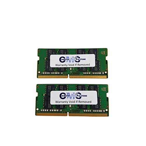 32GB (2x16GB) RAM Memory Compatible with Lenovo« Legion Y720, Y720-15IKB by CMS C108