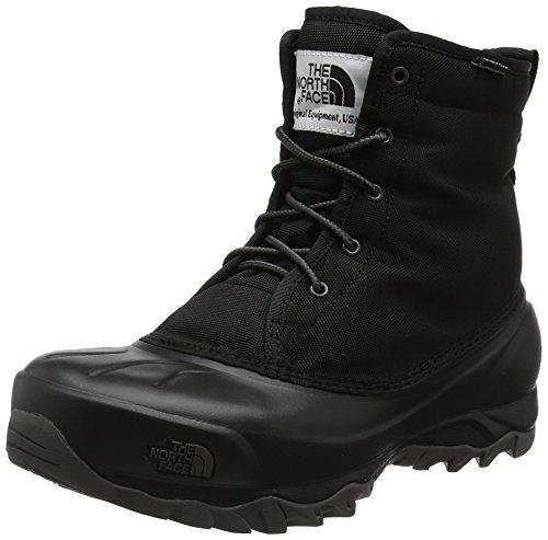 The North Face W Tsumoru Boot, Zapatillas de Senderismo Mujer, Negro (TNF Black/Dark Gull Grey), 38 EU