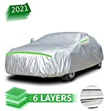 Best Car Covers - VONLUXE Car Cover Waterproof Breathable Heavy Duty Rain Review