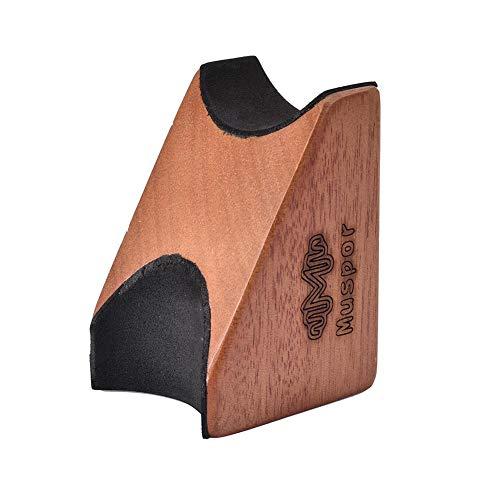Soporte para el Cuello de la Guitarra Soporte para el Cuello de la Guitarra Almohada eléctrica y acústica y bajo Luthier Herramienta de configuración para la mayoría