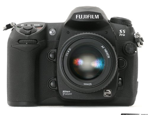 Fujifilm Finepix S5 Pro Digital SLR Camera with...