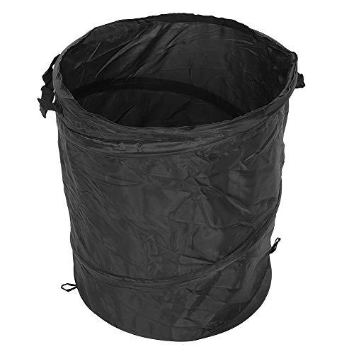 Bolsas para desechos de jardín, bolsas de hojas plegables Bolsa para desechos de jardín para contenedor de desechos de jardinería, 15.7x19.3in
