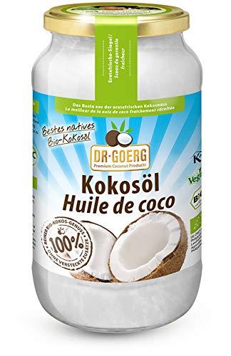 Dr. Goerg Bio Dr. Goerg Premium Bio-Kokosöl 1000 ml (2 x 1 l)