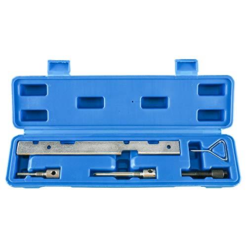FreeTec Zahnriemen Nockenwelle Arretierung Werkzeug Für Ford Mazda Fiesta Volvo, 5-teilig
