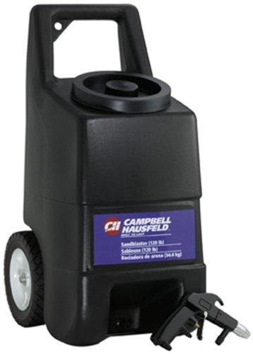 Campbell Hausfeld AT1211 120 lb Capacity Sandblaster -
