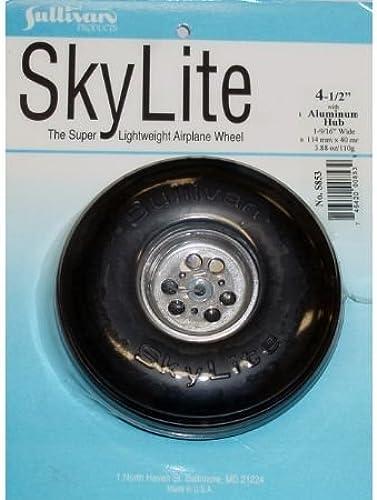Sky Wheel w Alum Hub, 4-1 2 by Sullivan Products