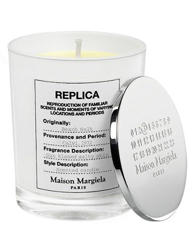 雄大なプロフィールファセット( 1?) Maison Margiela 'レプリカ' Beach Walk Scented Candle 5.82oz