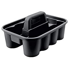 Cleaning use: Heavy-duty caddy conveniently fits on cleaning and housekeeping carts Drink transportation: Ideal for carrying and transporting drink cups, coffee cups, water bottles, smoothies, etc. Car wash kit: Holds and stores car cleaning sprays, ...