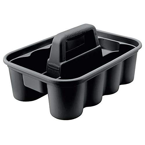 Rubbermaid Commercial Products Deluxe Carry Caddy - Black