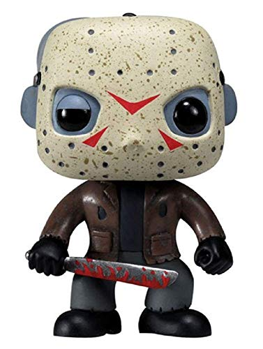 Funko 2292 Old Series No POP Vinylfigur: Horror: Jason Voorhees, Multi