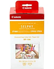 Canon RP-108 Thermal Printing Paper Set