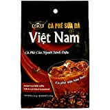 TGT Viet nam instant Iced coffee drink mix (Milk Coffee, 18 Sticks x 24g)