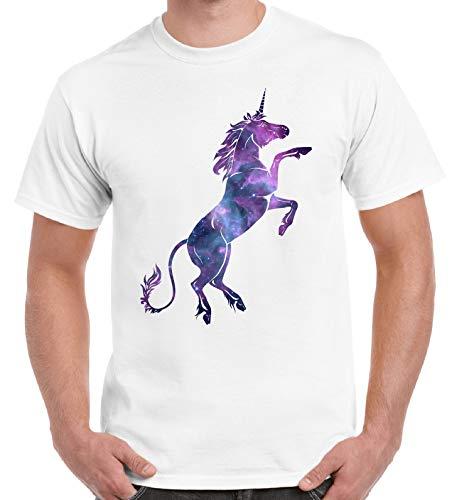 Mcp Fashion Galaxy Purple Unicorn, Cooler Spruch, Slogan, lustiges Design, Geschenkidee
