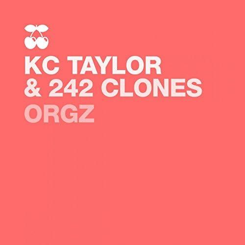 242 clones , KC Taylor