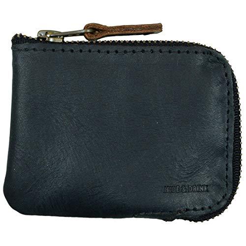 billeteras de piel fabricante Hide & Drink