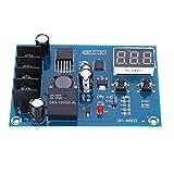 Cargador de 12 V-24 V. Separe la placa protectora de batería de litio de alta calidad profesional con voltaje de entrada CC 10 V-30 V para el circuito.