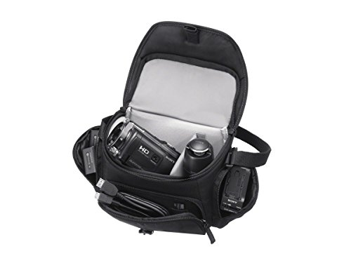 Sony LCS-U21B Soft Universal Carry Case - Black