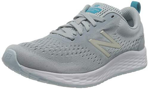 New Balance Fresh Foam Arishi V3, Scarpe per Jogging su Strada Donna, Grigio (Grey), 43 EU