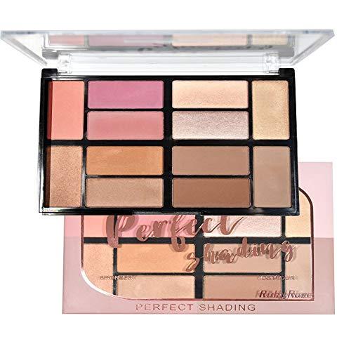 Paletas De Maquillaje Contorno marca Ruby Rose