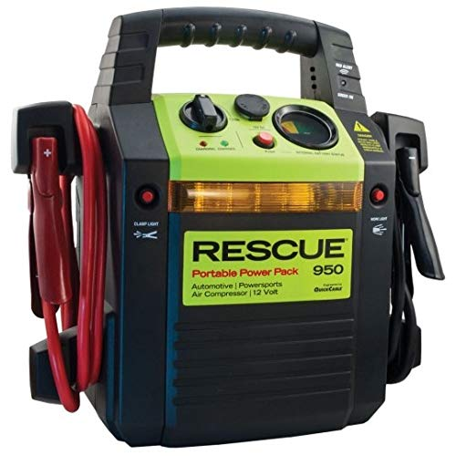 New Quick Cable 604051-001 Rescue Portable Power Pk 950