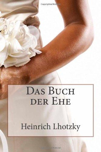 Das Buch der Ehe