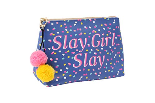 Trousse de Toilette Sweet Tooth « Slay Girl Slay » de CGB Giftwares - Maquillage - Femme - GB01968