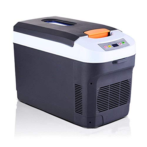 Buy Luckya Mini Car Refrigerator Car Home Travel 25L Large Capacity Low Low Power Noise Cold Box Car...