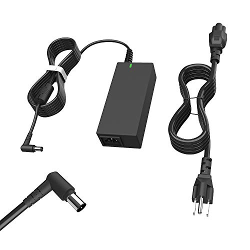 """14V AC/DC Adapter Charger for Samsung Monitor SyncMaster 20"""" 22"""" 23"""" 24"""" 27"""" S20B300B S22D300HY S23B300B S24D300 t24c550 s24b350 s27b750v c27f591fdn S20A350B S22A300B S24D390HL Power Suppy Cord Cable"""