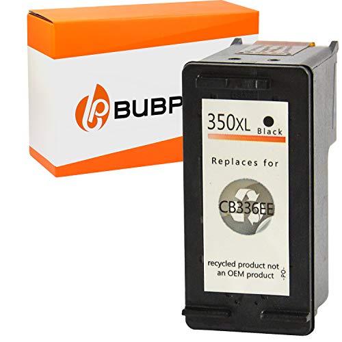 Bubprint Druckerpatrone kompatibel für HP 350 XL 350XL für Deskjet D4260 D4360 Officejet J5730 J5780 J5785 J6400 Photosmart C4200 C4280 C4380 Schwarz