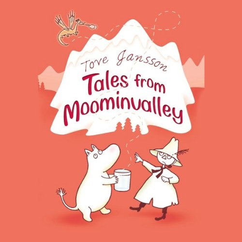 Tales from Moominvalley audiobook cover art